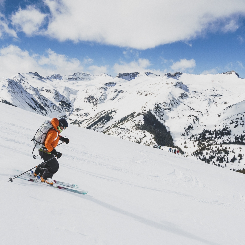 Red Mountain Pass Backcountry